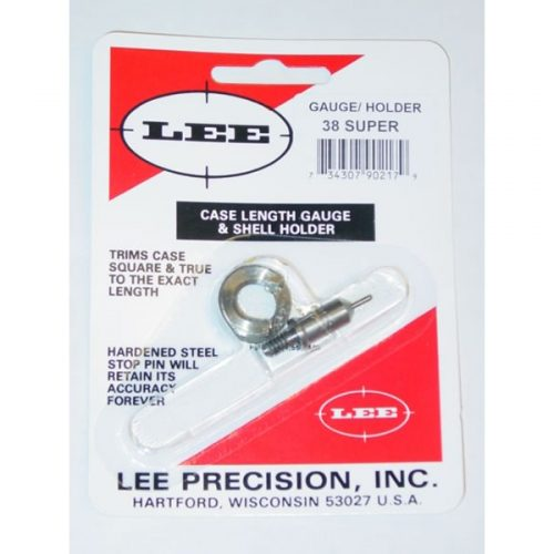 Lee case length Gauge for 38 Super - 38 auto colt pistol $ 14.85