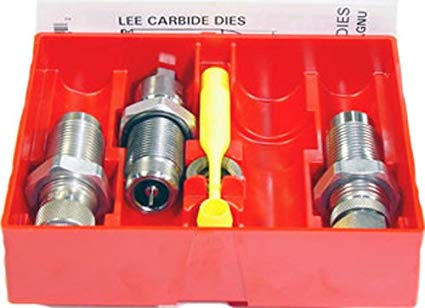 Lee 9mm Luger & 9x21mm Carbide Die set with shell holder $ 79.00