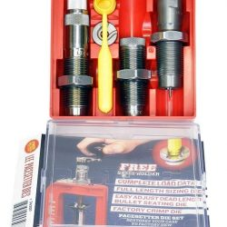 Pacesetter full length seat and factory crimp 303 savage die set with shell holder $ 67.90