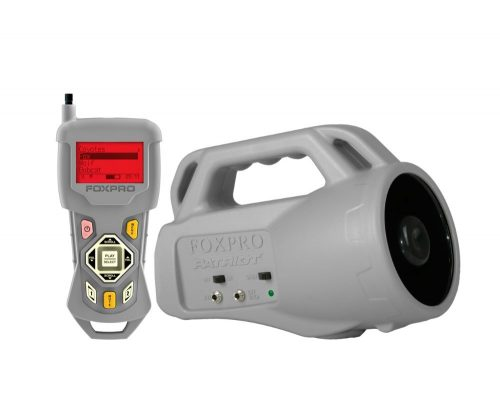 Foxpro Electronic Predator Call programmed with 35 Preloaded sounds with Glow in the dark remote $ 260.00