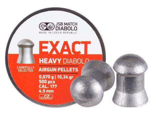 JSB 177 Extra Heavy Tin of 500 $ 24.65