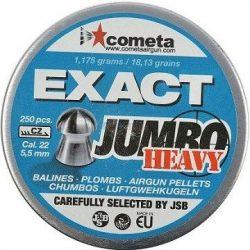 Cometa .22 Exact Jumbo Round nose 15.90gr 250 Per tin $ 19.00
