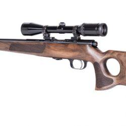 Weihrauch H66 bolt action 5 shot 22 Magnum blue barrel action timber $ 1240.00