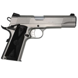 Tisas Zig M1 1911 Pattern Stainless steel single action semi auto 9 shot 9mm adjustable Hi vis sights ramped barrel $ 1190.00
