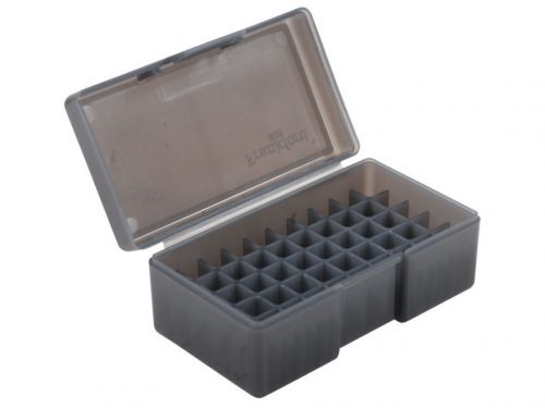 Pro tactical 100rd 38 - 357 Hinged ammo box $ 10.00