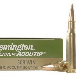 Remington 308 Win 165 Accu-tip Boat tail pack of 20 $ 61.00