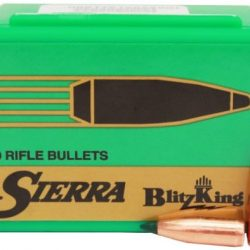 Sierra .243 - 6mm 70gr Blitzking polymer tip hunting projectile $ 67.05