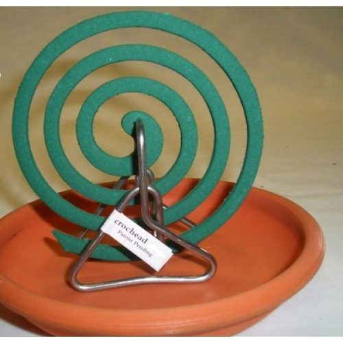 Crochead Wire mosquito coil vertical holder $ 9.15
