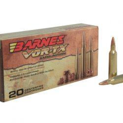 Barnes Vortex 22 250 50gr TSX Flat base ammo Box of 20 $ 64.30