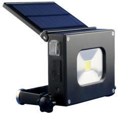 Dogbox Solar rechargeable work light 400 Lumen 10w COB 4400mAH LI-ION Internal battery $ 52.80