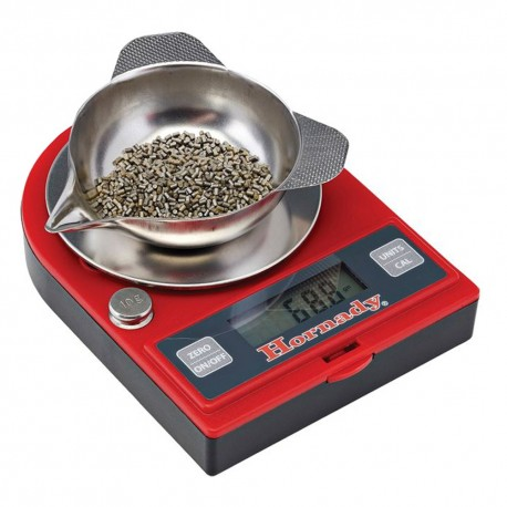 Hornady G2 1500 electronic digital scale 500gr capacity use 2x AAA batteries $ 68.05