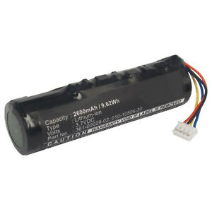 Dogbox 2600 mah Li-Ion rechargeable battery with built in PCB