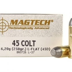 Magtech .45 long Colt 250gr Lead flat nose Box of 50 $ 60.00