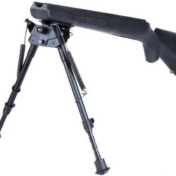 Night Prowler 6 to 9 Inch Notched Leg Pivoting Harris Style Bipod $ 61.60