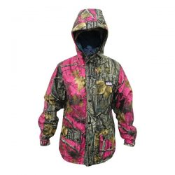 Ridgeline Ladies Mallard jacket natural brown pink camo XL $ 95.00