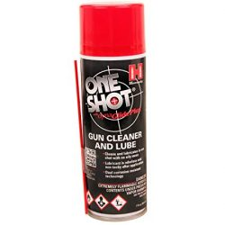 Hornady 141grm Aerosol spray One Shot gun cleaner and lube $ 17.45