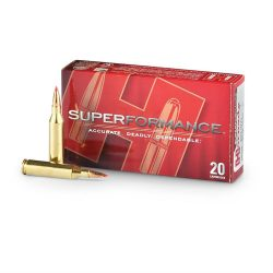 Hornady Superformance 6.5x55 104gr SST Loaded ammo 2735fps MV Box of 20 $ 62.75