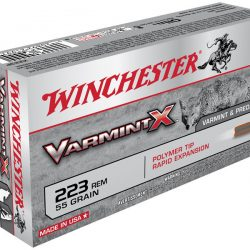 Winchester 223rem 55gr Polymer tip varmint ammo Box of 20 $ 21.15