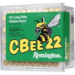 Remington .22 Cbee long rifle $ 25.00