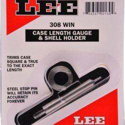 Lee 308 Win case length gauge and shell holder $ 14.85