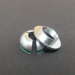 Quinetics Kinetic Bullet puller Uni-chuck Shim fit collet $ 29.30