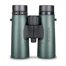 Hawke 8x42 Nature -- Trek binoculars green roof prism with carry strap and pouch $ 340.00