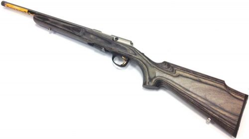 Browning T bolt right hand blue barrel action Timber stock 10 shot 22 Magnum $ 1040.001