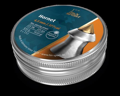 H&N 177 Hornet 10.03gr 225 pellets per tin $ 33.90