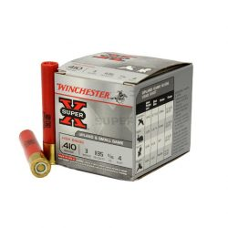 Winchester 410 Ga 3 inch no.4 shot Pack of 25 $ 26.40