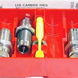 Lee 9mm Luger & 9x21mm carbide die set with shell holder $ 87.80