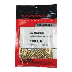 Winchester 22 Hornet unprimed brass new $ 66.90