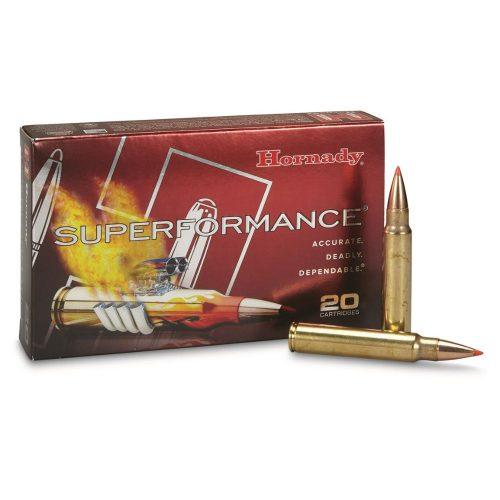 Hornady Superformance 300 Win mag 180gr sst brass cartridge 3130fps MV Box of 20 $ 74.35