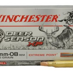 Winchester 7-08rem 140gr Deer season extreme point ammo Box of 20 $ 38.70