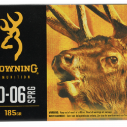 Browning 3006 185gr Controlled Expansion Terminal Tip ammo Box of 20 $ 54.55
