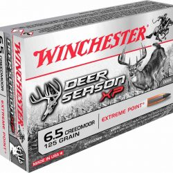 Winchester 6.5 Creedmore 125gr Deer season 2850fps Box of 20 $ 45.00