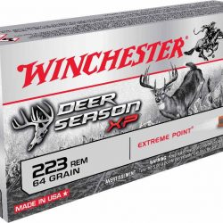 Winchester 223rem 64gr Extreme point deer season ammo Box of 20 $ 17.60