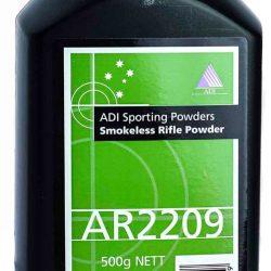 ADI 2209 Reloading powder 500 grams $ 55.00