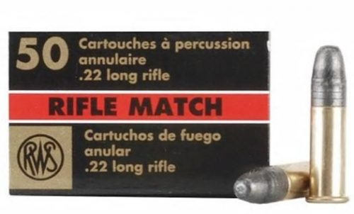 RWS R50 match grade .22cal 40gr 1081 feet per second packet of 50 $ 30.45