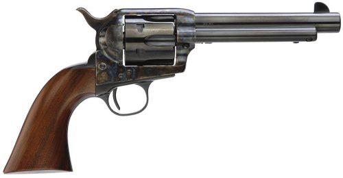 Uberti 1873 Cattleman 44-40 blued case hardened receiver wood grip $ 800.00