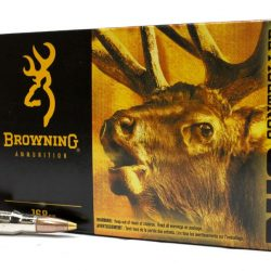 Browning 300 Win mag 185gr Controlled Expansion Terminal Tip ammo Box of 20 $ 54.55