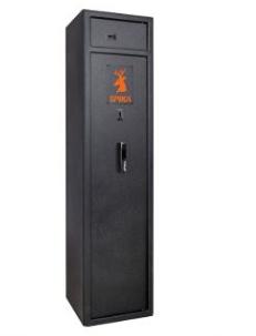 Spika Limited edition 6 Gun single door 2 locks 1500H x 360W x 250D mm with internal separately lockable $ 299.00