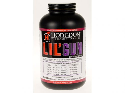 Hodgdon 1 Pound Bottle Lil Gun Powder $ 61.60