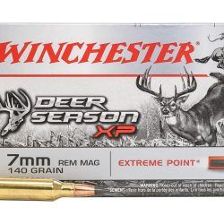 Winchester 7mm Rem mag 140gr Extreme point deer season ammo Box of 20 $ 42.25