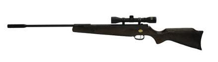 Beeman .177cal Break action blued barrel action with scope $ 410.00