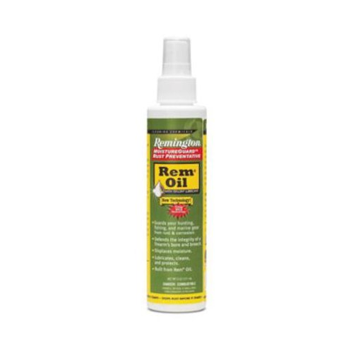 Remington Rem Oil with volatile corrosion inhibitor technology rust and moisture guard 177ml Pump bottle $ 25.10