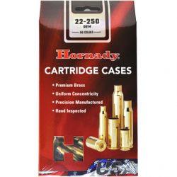PPU 22-250 Unprimed single flash hole brass Bag of 50 $ 31.60