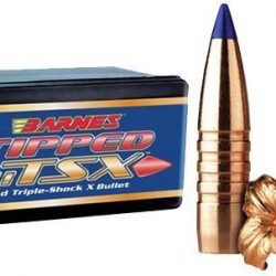Barnes .257 100gr Tipped triple shock boat tail Box of 50 $ 79.40