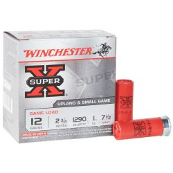 Winchester 12ga Shot Size 7.5 1oz 1290fps field load case of 250 $ 94.00