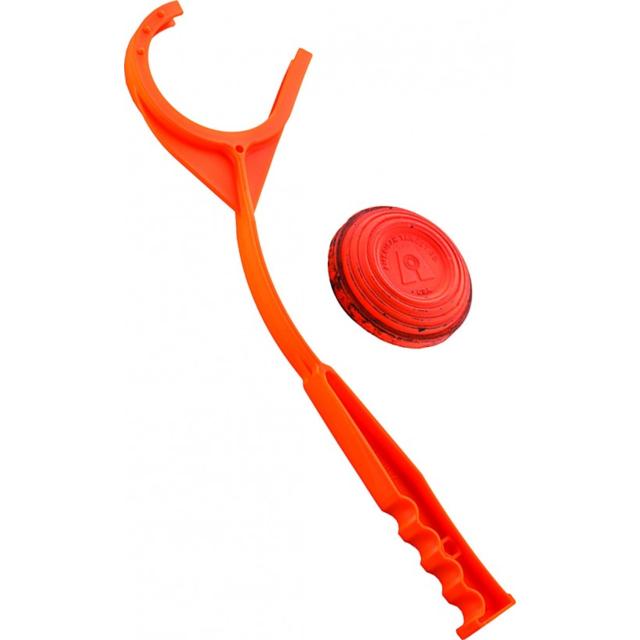 Allen Ez Aim single hand thrower Orange $ 22.00