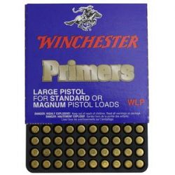 Winchester Large Pistol primers PK100 $ 6.45